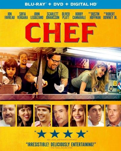 Chef DVD
