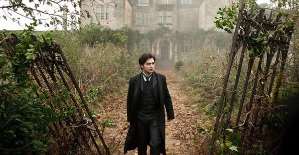 The Woman in Black Star Daniel Radcliffe