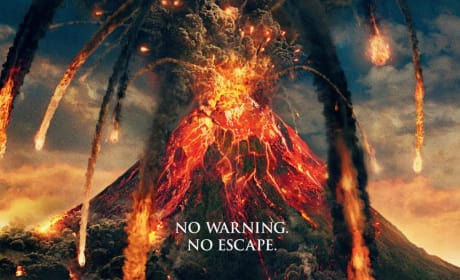 Pompeii Poster: No Warning, No Escape