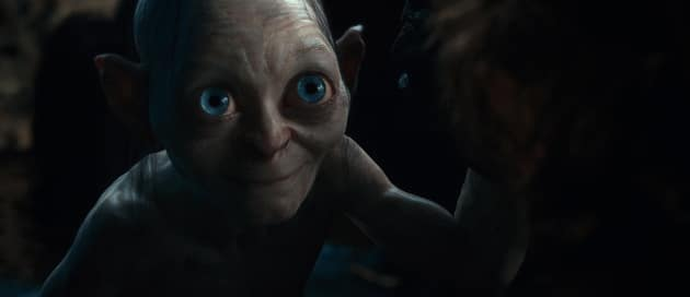 Gollum The Hobbit Still