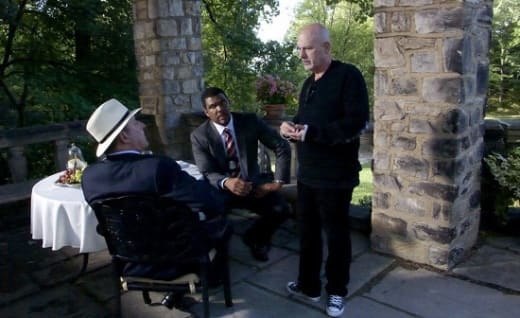 Rob Cohen Directs Alex Cross