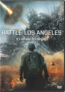 Battle: Los Angeles DVD Cover