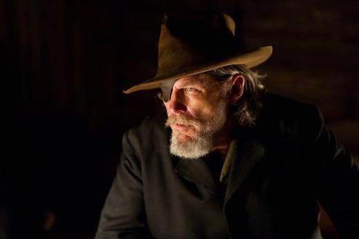 Jeff Bridges as Rooseter Cogburn