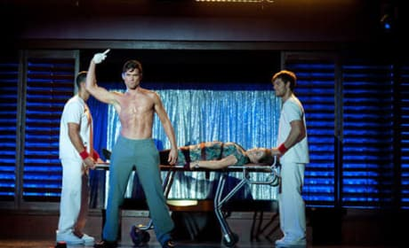 Matt Bomer and Alex Pettyfer Magic Mike