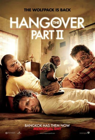 The Hangover II Poster