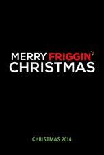 Merry Freggin' Christmas Poster