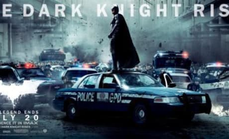 The Dark Knight Rises Banners Offer Stunning Scenes From the Movie