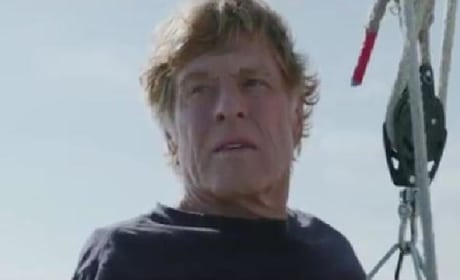 All Is Lost Trailer: Robert Redford Tries to Stay Alive