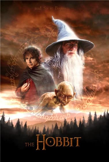 The Hobbit Poster Comp