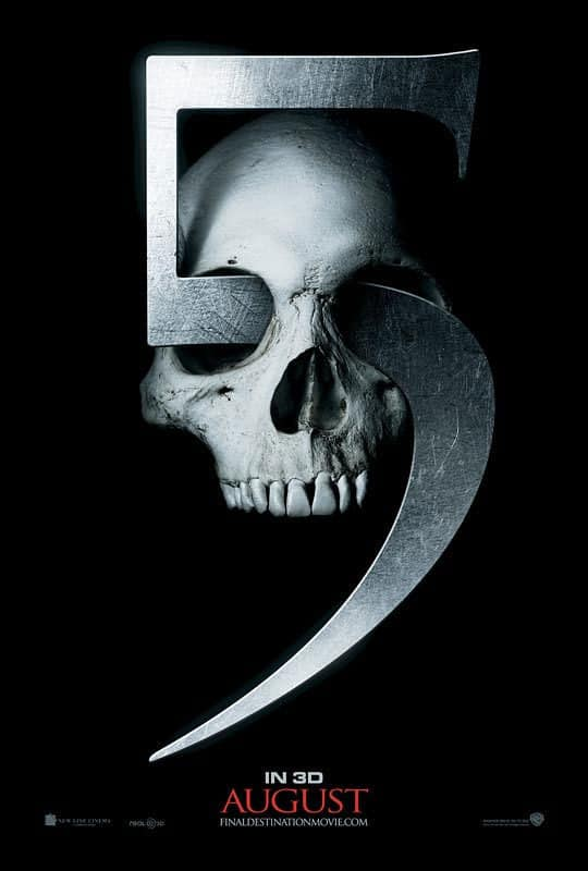 Final Destination 5 Official Poster