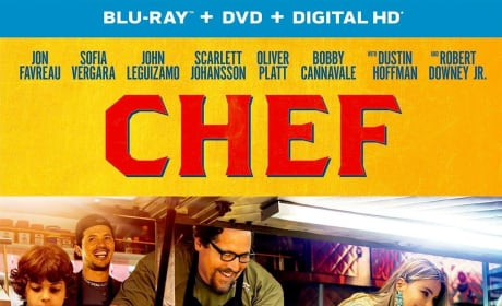 Chef DVD Review: Jon Favreau Cooks Up Something Delicious