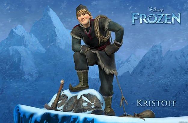 Frozen Kristoff