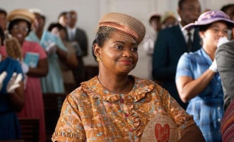 Oscar Watch: Will Octavia Spencer Help Herself to a Win?