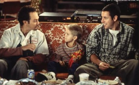 Adam Sandler as the Big Daddy