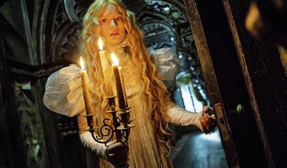 Mia Wasikowska Sheds a Light