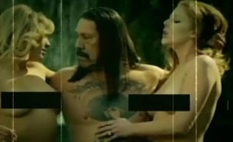 Dany Trejo Talks Machete