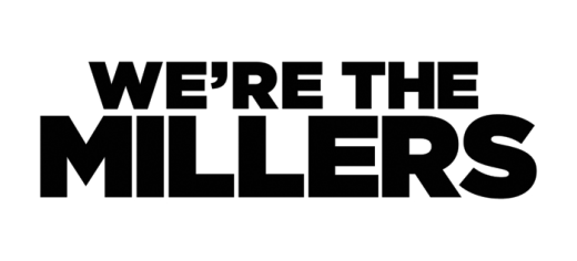 We're the Millers Logo