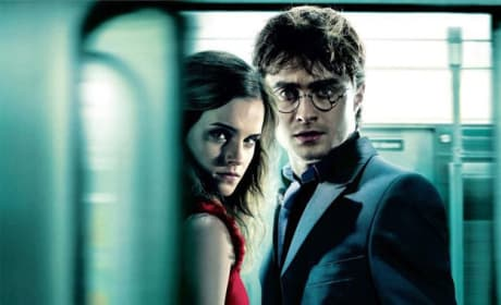 J.K. Rowling Stunning Confession: Hermione Should Have Married Harry Potter!