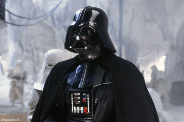 Evil Darth Vader