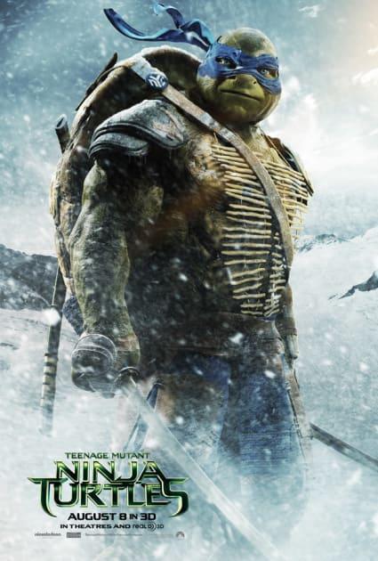 Leonardo Character Poster