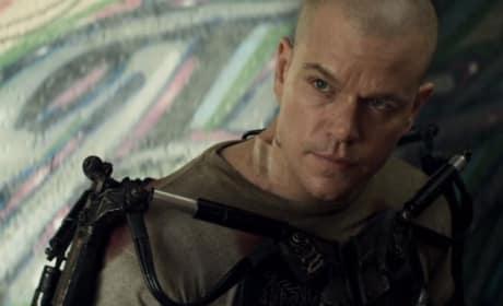 Elysium Matt Damon Elektro Suit