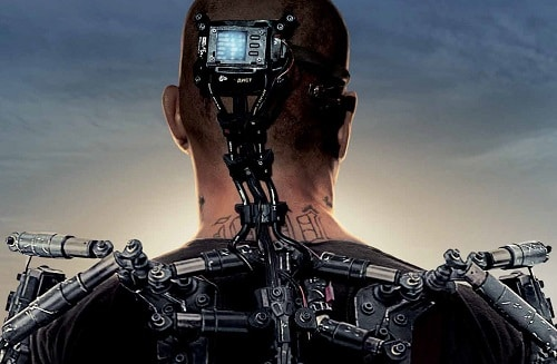 Matt Damon Stars in Elysium