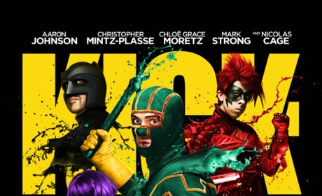 Final Kick-Ass Poster Revealed!