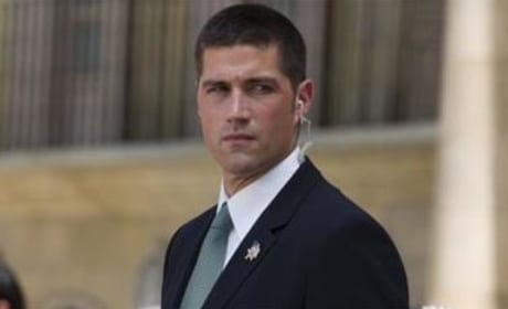 Matthew Fox in Vantage Point