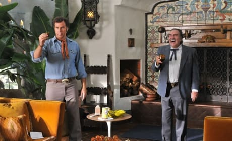 Will Ferrell as Armando Alvarez in Casa de mi Padre