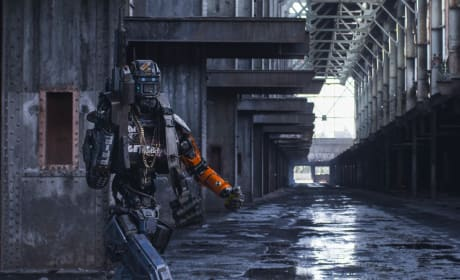 Chappie Action Photo