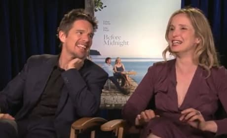 Ethan Hawke Julie Delpy Photo
