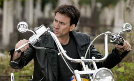 Nicolas Cage Reveals Hopes for Ghost Rider 2