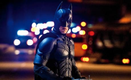 The Dark Knight Rises Photos: Catwoman, Batman and Bruce