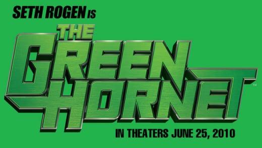 The Green Hornet Logo