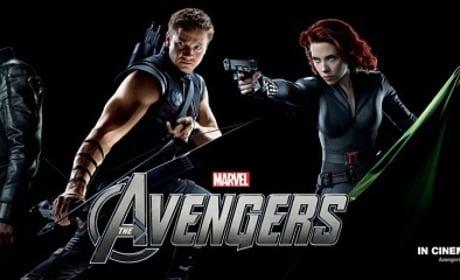 The Avengers International Banner 2