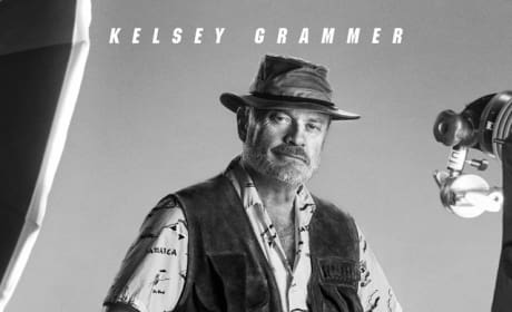 The Expendables 3 Kelsey Grammer Poster