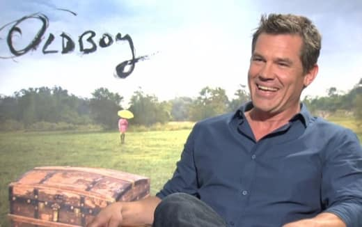 Josh Brolin Oldboy Photo