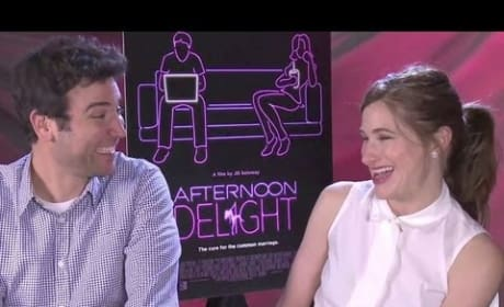 Josh Radnor and Kathryn Hahn Exclusive Interview