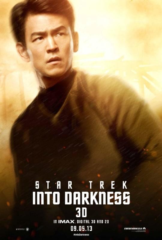 Star Trek Into Darkness John Cho Poster