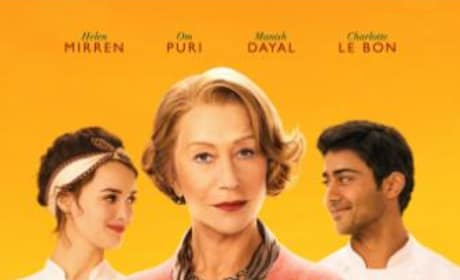 The Hundred Foot Journey Poster