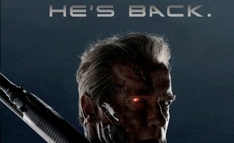Terminator Genisys Arnold Schwarzenegger Photo