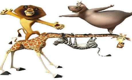 Madagascar 3: Europe's Most Wanted Trailer Teases