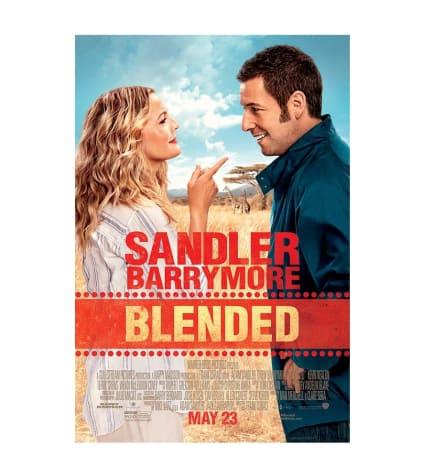 Blended Prize Poster