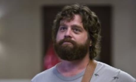 Zach Galifianakis Speaks on The Hangover Sequel