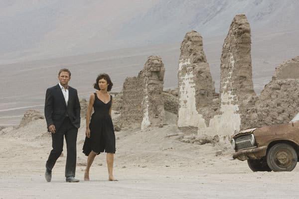 Bond and Camile