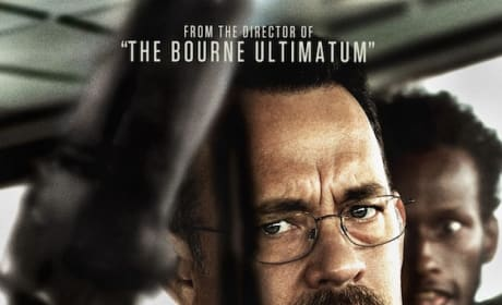 Captain Phillips Tom Hanks Poster