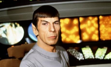 Star Trek The Motion Picture Leonardo Nimoy