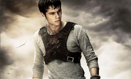 The Maze Runner Dylan O'Brien Poster