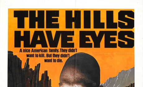 The Hills Have Eyes Poster