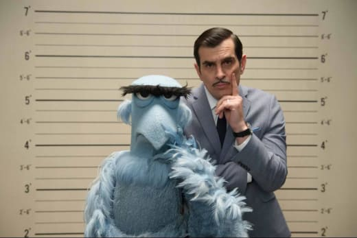 Muppets Most Wanted Star Ty Burrell